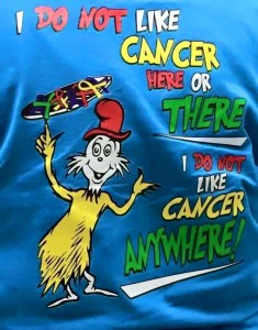 Dr Suess Cancer
