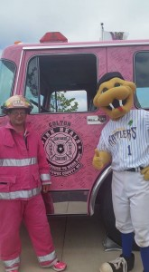 Timber Rattlers Game 2015 2