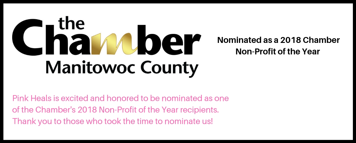 2018 Chamber Non-Profit of the Year Nominee